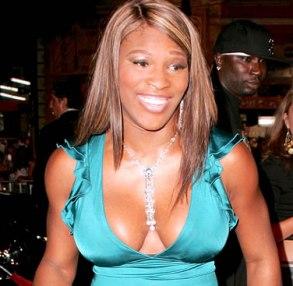 Serena Williams Nude, Regains Number 1 Ranking. Wed, October 07 2009, ...