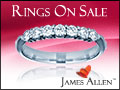 James Allen Rings On Sale