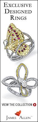 James Allen designer Jewelry 15x400