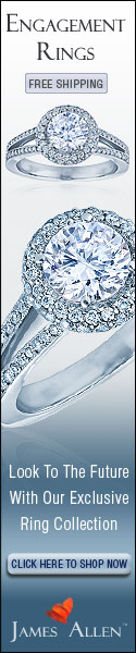 James Allen Engagement Rings 125x600