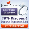 James Allen  Designer Coupon