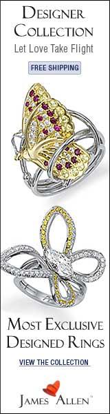 James Allen Designer Jewelry