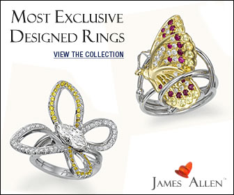 James Allen Designer Jewelry