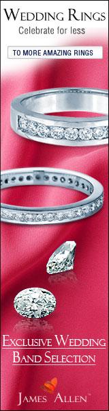 James Allen Wedding Rings