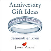 James Allen Anniversary Gift Ideas Coupon