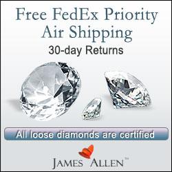 James allen coupon code