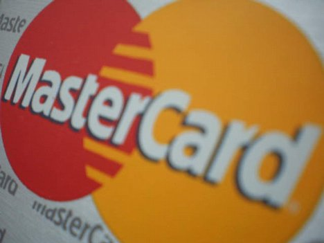 credit card number mastercard. The card will be issued by