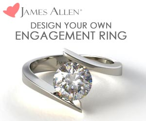 James Allen 3 Stone Diamond Rings