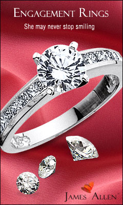 Sidestone Diamond Rings